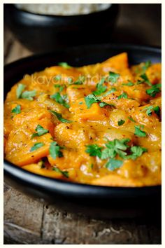 going to try this..pumpkin curry