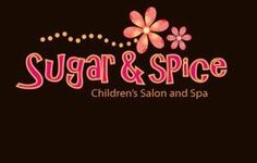 Grand Opening February 535 S. Vistaprint Business Cards, Free Business Cards, Childrens Salon, Spice Logo, Sugar And Spice, Grand Opening, Spices, Neon Signs, Fayetteville Ga