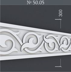 SketchUp library of architectural decoration: models Cement Design, Cement Art, Duplex House Design, House Trim, Decorative Mouldings, Window Design, Window Sill, Architecture Design, House Plans