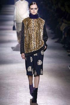 Dries Van Noten, A-H 2016/17 - L'officiel de la mode