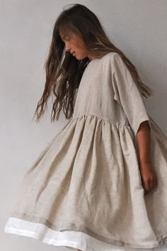 Love this dress. It's for a little girl but I'd wear it.
