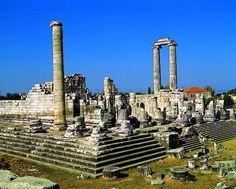 Temple of Apollo - Didyma, Turkey
