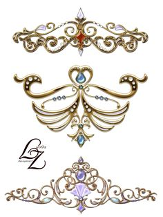 Crown Tiara Lyotta by Lyotta on deviantART