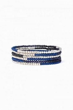 New arrivals are here!  Use the link in my profile to order today!  You'll earn $25 Dot Dollars for every $50 you spend!  http://www.stelladot.com/ts/b2an6  Trove Stretch Bracelets | Stella & Dot