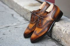 Timeless Brogues!