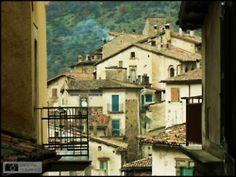 architecture,Scanno, Abruzzo, Italy  My grandmother was from Abruzzi