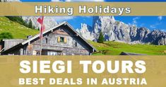 Siegi Tours hiking holidays in the Austrian Alps. A great adventure and a lot of fun. Book your hiking holiday now with Siegi Tours Austria. Ski Austria, Ski Holidays, Adventure Holiday, Greatest Adventure, Alps, Skiing, Tours, Fun, Hiking