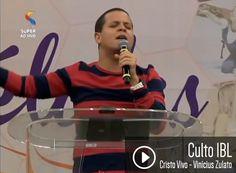 Confira a ministração do Cristo Vivo Vinicius Zulato na Igreja Batista da Lagoinha no dia 23/03: http://itbmusic.com.br/site/noticias-itb/culto-cristo-vivo-ibl/?utm_campaign=videos-cristo-vivo&utm_medium=post-03abr&utm_source=pinterest&utm_content=culto-ibl-blog-itb