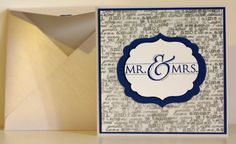 {Carterie} Mr. & Mrs. by Scrapatine