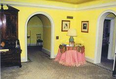 interior of princess diana kensington palace   Princess Diana's Apartment At Kensington Palace