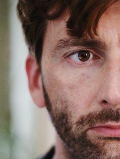 David Tennant / Broadchurch (such beautiful eyes)