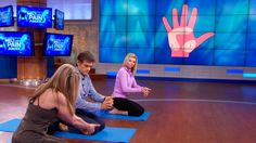 Sue Hitzmann's Pain-Melting Workout- Sue Hitzmann reveals the simple moves that will make you feel better! Start every morning with this three-minute routine to relieve pain without prescriptions or pills. Get Sue's complete plan to melt pain. Meet the wo Hip Hop Workout, Melt Method, Hip Hop Abs, Back Pain Remedies, Lisa, Self Treatment, Alternative Medicine, How To Get Rid, Workout Videos