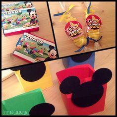 Para hoje temos as peças dos Mickey e Amigos! Chocolates, espetadas de gomas e caixas de pipocas!  Já pensou o que quer para a sua festa?  Peça um orçamento...  Completamos as suas ideias!