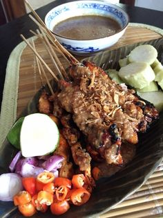 Sate Ayam Ponorogo -- Jakarta