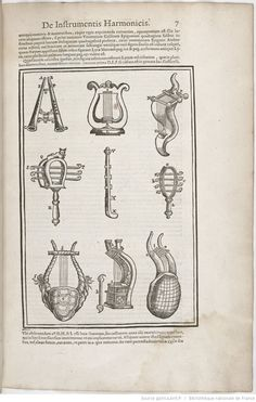 Harmonicorum instrumentorum libri IV... authore F. Marino Mersenno...