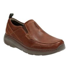 Men's Clarks Charton Step Slip On Leather (US Men's 6 M (Regular))