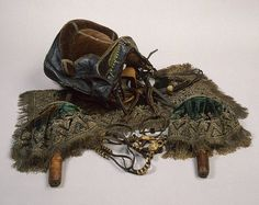 Early 18th century Saddle belonging to Tsar Peter I of Russia at the State Hermitage Museum, St. Petersburg - Found via OMG that Artifact!
