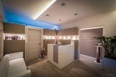 Arredamento centro estetico evente salons spa and