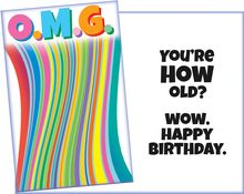 Birthday Humor Greeting Cards Funny Wholesale Discount Bulk American Made