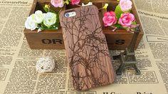 wood iphone 6(6plus) case