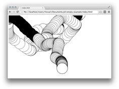p5js - Processing simplicity times JavaScript flexibility