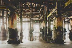 Coyote Atelier travel inspiration: Alessandro Giraldi Fotografia's photograph of Pacific Beach in San Diego.