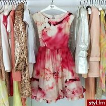 入手困難♥Alice+Olivia♥桜ドレス
