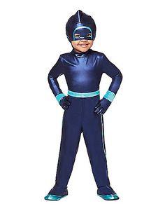 Toddler Night Ninja Costume - Pj Masks - Spirithalloween.com