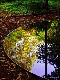water reflection photography