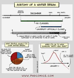 Anatomy of a Winter Break | Best of The Holidays! - image