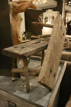 Elm stools  http://antiquesonconsignment.com.au/stores