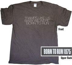 Born to Run - Bruce