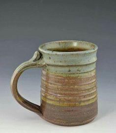 Nice hand thrown mug