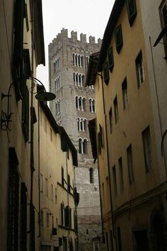 Lucca, San Frediano #Lucca #Italy