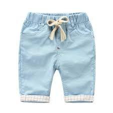 Resultado de imagen para patrones de bermudas para niños Short Niña, Kids Zone, Kids Fashion Boy, Baby Sewing, Little Boys, New Baby Products, Bermuda Shorts, Joggers, Baby Shoes