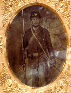 Everett E Goodrich, Company H,, 74th Regiment, Indiana Volunteers. Promoted to Corporal January 1863. Missing in action at Chickamauga, Georgia September 20,1863. Admitted to hospital at Andersonville, Georgia July 22, 1864 he died August 22,1864. Grave # 6493