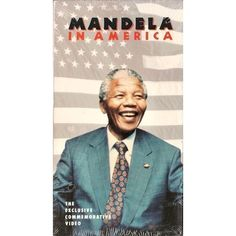"Spike Lee appeared in ""Mandela in America"" (1990)"