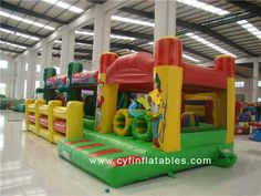 Cowboy Bouncer-Inflatable bouncer, Inflatable slide, Inflatable water slide supplier and manufacturerCYF Inflatables Co.,Ltd.