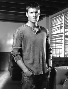 Hullo. #Supernatural #DeanWinchester #JensenAckles