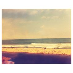 Gallery-wrapped canvas giclee print with a shoreline motif.  Product: Canvas artConstruction Material: Canvas an...