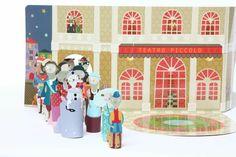 Dolls Scenario - Teatro Piccolo