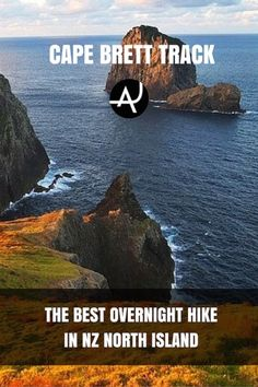 Cape Brett Track New Zealand. A great option for those looking for a overnight hiking route in Northland, New Zealand. A beautiful tramping trail with scenic view over the Bay of Islands