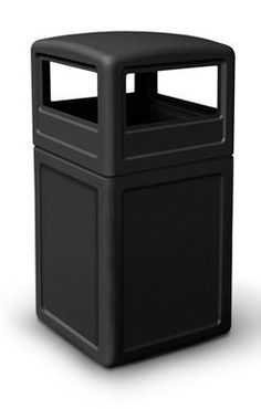 106 Best Plastic Trash Cans Images Trash Containers Recycling