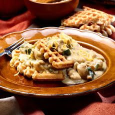 Creamy Poblano Chicken II Recipe