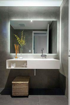 Zen Bathroom Mirror 8 idées d'aménagement de petite salle de bain | bathroom