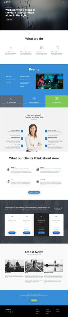 Aero is an flexible and powerful responsive #WordPress theme for #marketing agencies websites with 12 unique homepage layouts download now➩ https://themeforest.net/item/aero-responsive-multipurpose-wordpress-theme/19058922?ref=Datasata