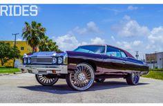 Web Exclusive | 1973 Chevy Caprice | Rides Magazine