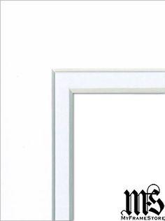 16x20 into 11x14 Matt Board White with White Core MyFrameStore http://www.amazon.com/dp/B001BXROOA/ref=cm_sw_r_pi_dp_-uESub1F9Q6CV