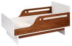 toddler bed | ... Cubkids Toddler Bed Conversion Kit - modern - kids beds - by 2Modern. I love this