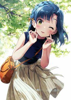 Manga & Anime Zone (M&A Zone): Chibi Character Magi: The Kingdom of Magic Manga Anime Girl, Anime Girl Drawings, Anime Artwork, Kawaii Anime Girl, Anime Girls, Anime Eyes, Art Drawings, Pretty Anime Girl, Cool Anime Girl